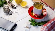 طريقة عمل شاي نعناع بالليمون