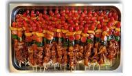 طريقة عمل الشيش طاووق الدجاج