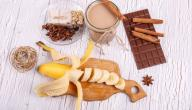 طرق عمل عصير الموز
