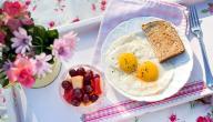 طريقة عمل وجبات الفطور