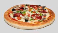 طريقة عمل دوائر البيتزا