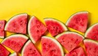 فوائد البطيخ الأحمر للحامل