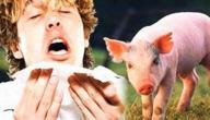 ما هي عوارض انفلونزا الخنزير
