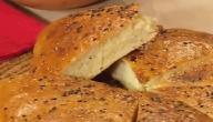 طريقة عمل خبزة حوش