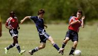 زيادة اللياقة البدنية للاعبي كرة القدم