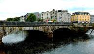 مدينة غالواي في أيرلندا