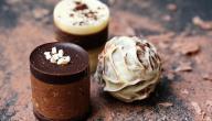 طريقة عمل شوكولاتة محشية
