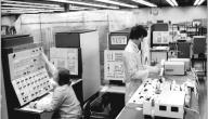 متى صنع أول جهاز حاسوب