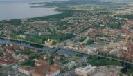 مدينة هالمستاد في السويد