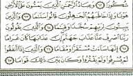 ما صفات المؤمنين في سورة الفرقان