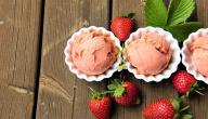 وصفات لصنع المثلجات