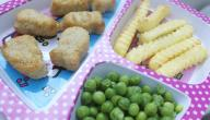 طرق وصفات طعام للأطفال
