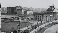 متى تم هدم جدار برلين