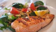 فوائد تناول السمك في رمضان