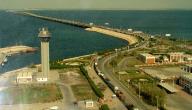 متى تم افتتاح جسر الملك فهد
