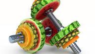 الرياضة والتغذية