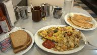 طريقة عمل وجبات إفطار