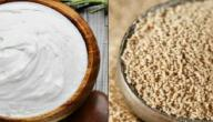 ما هي فوائد الخميرة واللبن للبشرة