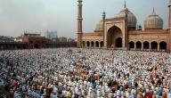 بحث عن صلاة العيد