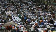 تعداد سكان مصر