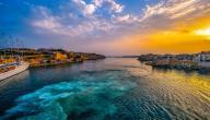موقع جزيرة مالطا
