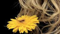 كيفية جعل رائحة الشعر جميلة