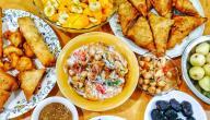 مكونات إفطار رمضان