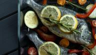 ما هي مكونات بهارات السمك