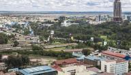 أين تقع دولة نيروبي