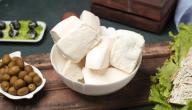 كيف تصنع الجبنة النابلسية