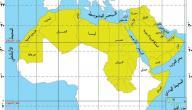 حدود الوطن العربي