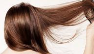 كيفية تطويل الشعر طبيعيا