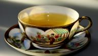 فائدة الشاي الأخضر في التخسيس
