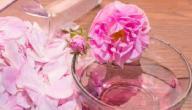 ما هي أضرار شرب ماء الورد