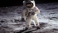 أول رجل ذهب إلى القمر