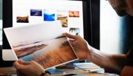 كيفية رفع صورك على جوجل