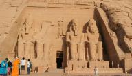 معالم مصر الأثرية