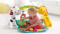 4 تمارين رائعة لطفلك الرضيع المفعم بالنشاط