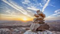 فوائد الصخور للإنسان