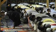 حكم رفع الصوت في الصلاة السرية