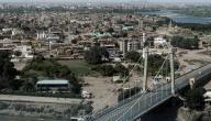 مدن السودان
