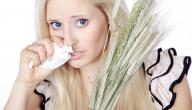 أعراض مرض تحسس القمح