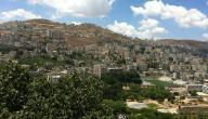 بحث عن مدينة نابلس