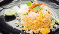 وصفات خاصة بالأرز