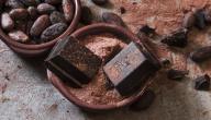 فوائد الشوكولاتة للبشرة