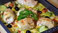 وصفات طبخ شرائح الدجاج