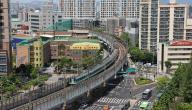 مدن كوريا الشمالية
