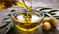 طرق استخدام زيت الزيتون للشعر