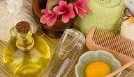 طرق معالجة الشعر الجاف والمتقصف