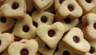 كيفية صنع حلويات جافة